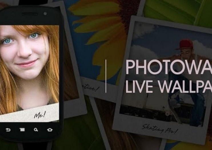 APP OF THE DAY: PhotoWall review (Android)