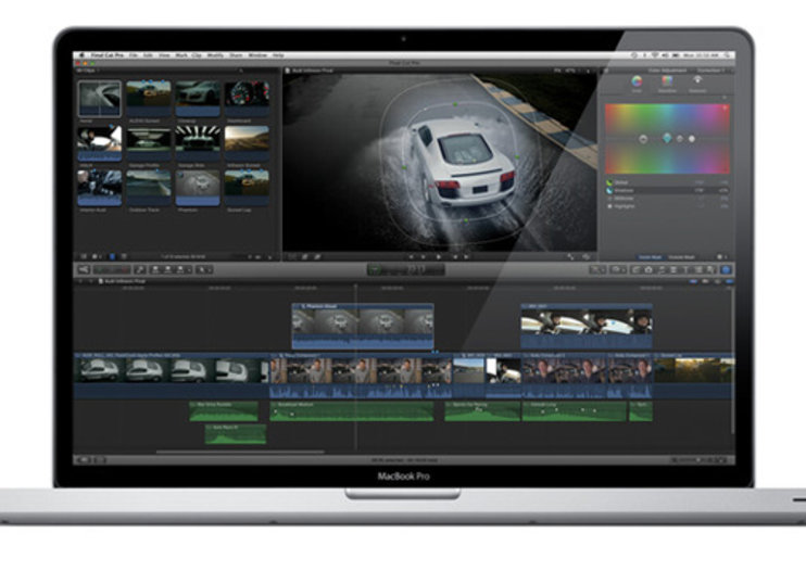 Major update for Final Cut Pro X released