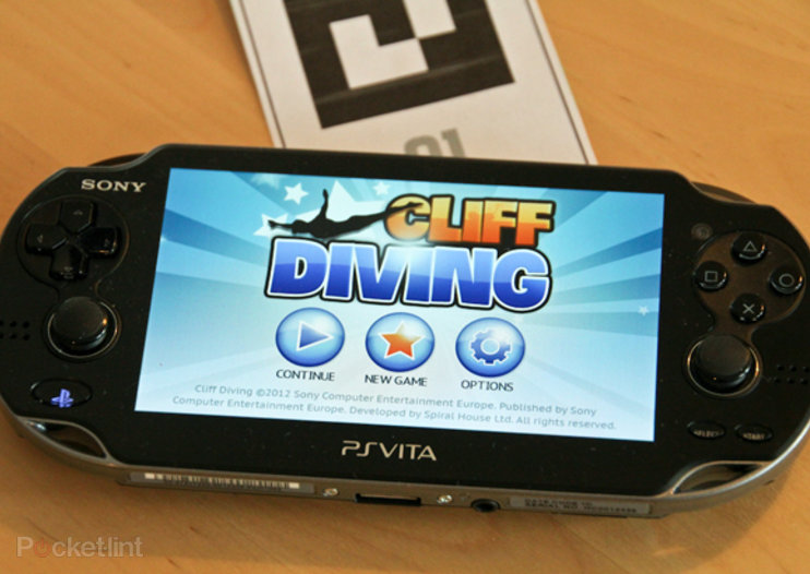 APP OF THE DAY: Cliff Diving review (PS Vita)
