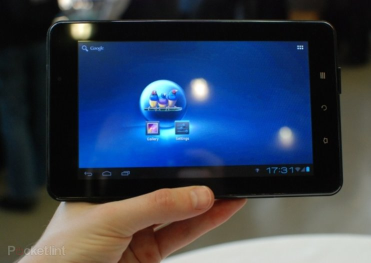 ViewSonic ViewPad G70 pictures and hands-on