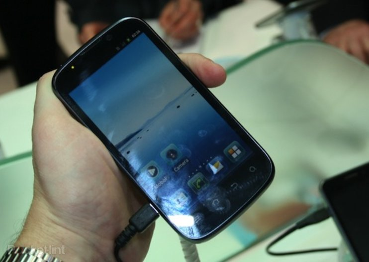 ZTE Mimosa X pictures and hands-on