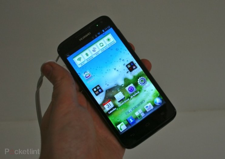 Huawei Ascend D1 pictures and hands-on