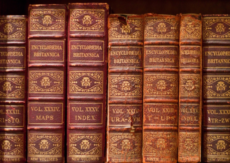 Encyclopædia Britannica print edition defeated by digital