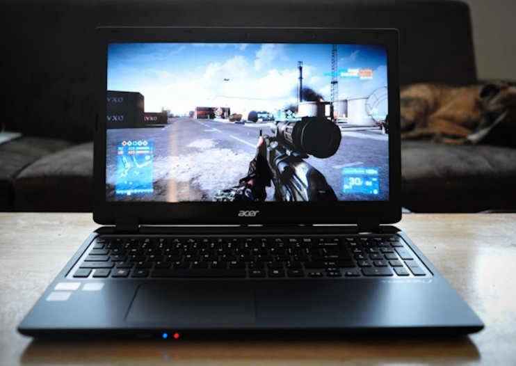 Acer Aspire Timeline M3 Ultra pictures and hands-on