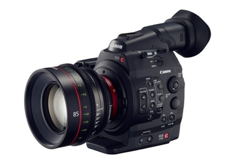 Canon introduces C500 digital cinema camera