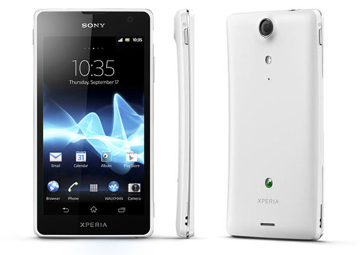 Sony Xperia GX and Xperia SX announced for Japan, could take on Samsung and HTC over here?