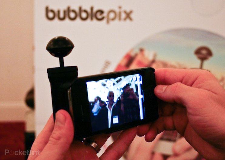 Hands-on: BubbleScope 360-degree iPhone camera accessory