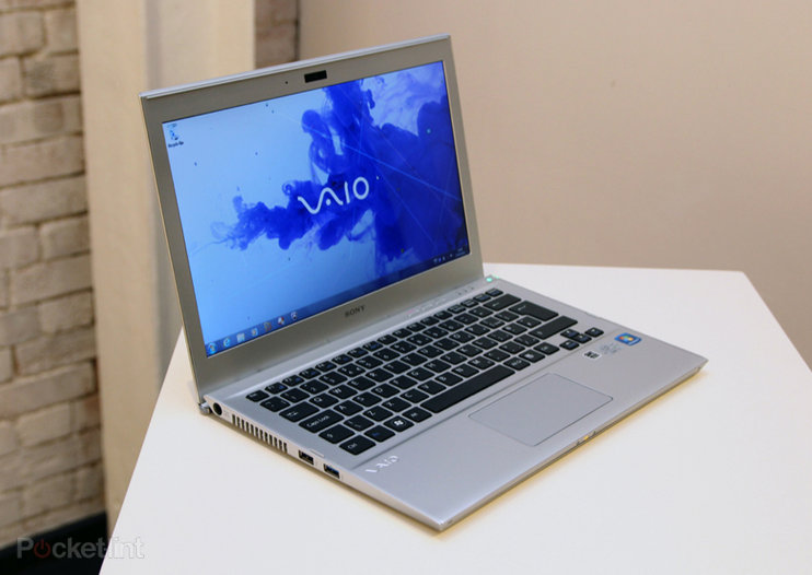 Sony Vaio T13 Ultrabook pictures and hands-on
