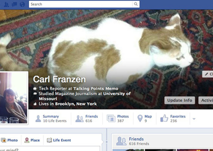 Facebook tests new Timeline design