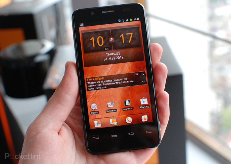 Orange San Diego brings you Intel-powered Android at bargain basement prices