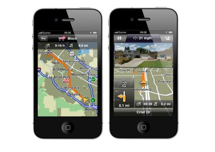 Navigon iPhone app brings Google Street View into the mix