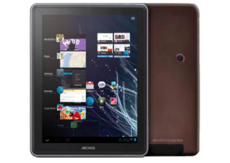 Archos 97 carbon Android tablet wants you to forget the Nexus 7