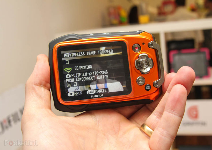Fujifilm FinePix XP170 pictures and hands-on
