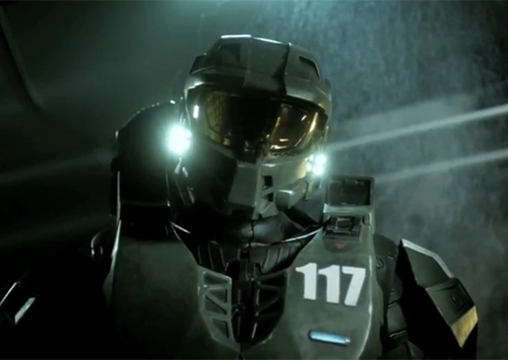 Halo 4: Forward Unto Dawn live action series trailer unveiled at Comic Con (video)