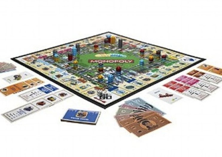 Zynga and Hasbro revitalises board game market with Cityville Monopoly and more