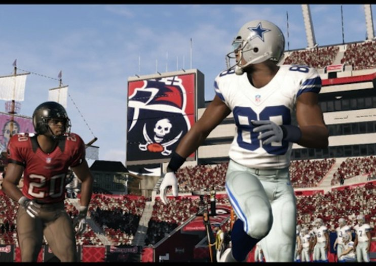 Madden NFL 13 will store 6,000 voice commands with Kinect