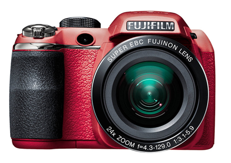 Fujifilm FinePix S4200 and SL240 bridge cameras now available