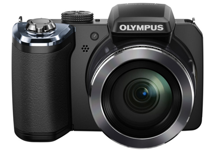 Olympus SP-820UZ takes 40x superzoom wide