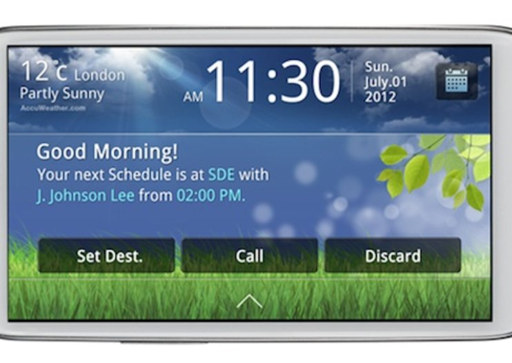 Samsung Galaxy S III gets Drive Link app with MirrorLink compatibility