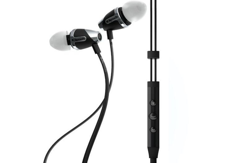 Klipsch upgrades its Image S4 and S4i headphones
