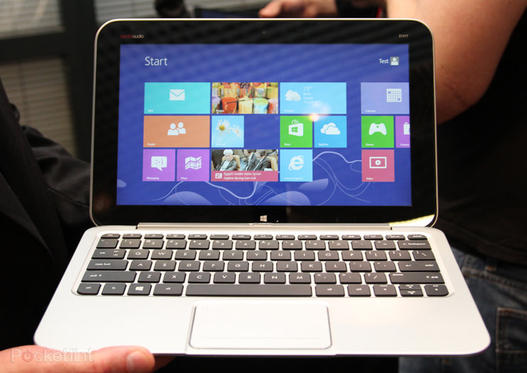 HP Envy x2 pictures and hands-on