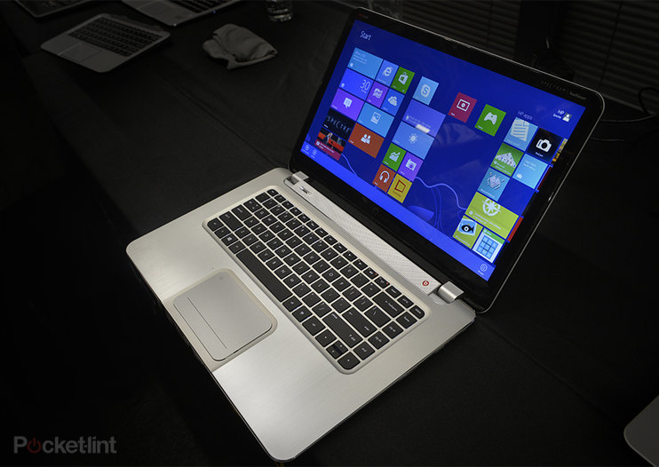 HP Spectre XT TouchSmart Ultrabook pictures and hands-on