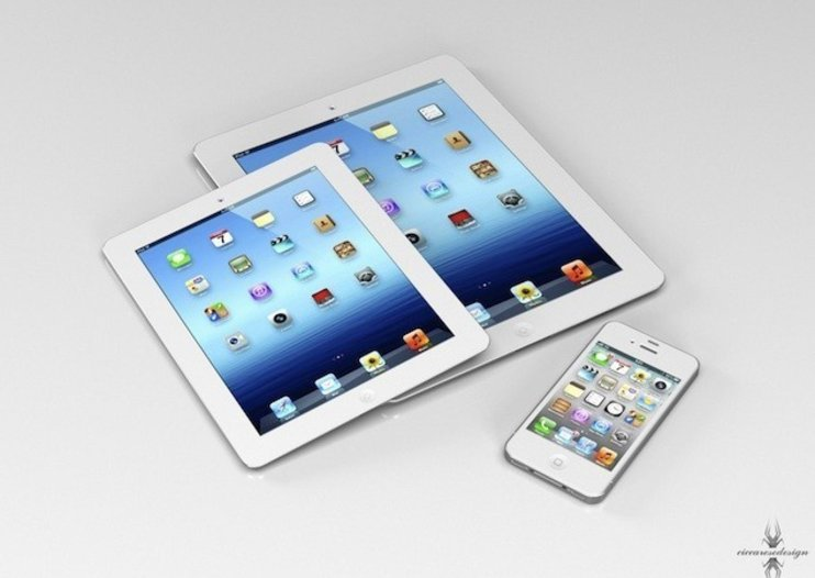 Apple to use LG and AU Optronics displays in iPad mini, to arrive October