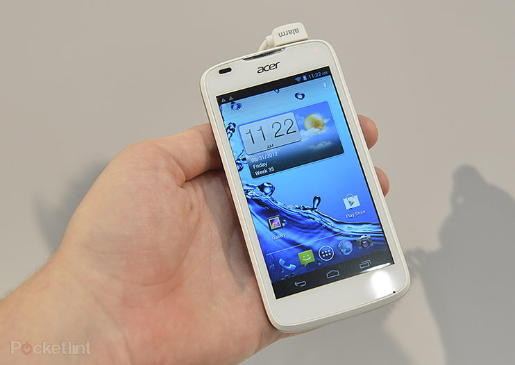 Acer Liquid Gallant (Duo) pictures and hands-on