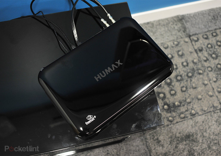 Freesat Free time box by Humax pictures and hands-on