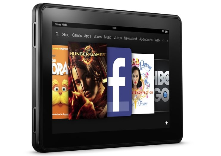 Amazon Kindle Fire 2012: Tablet revamped and now just $159