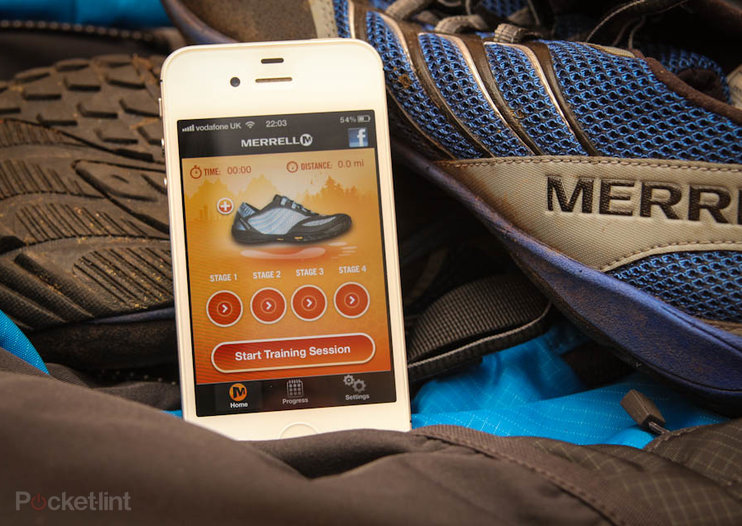 APP OF THE DAY: Merrell Barefoot review (iPhone)