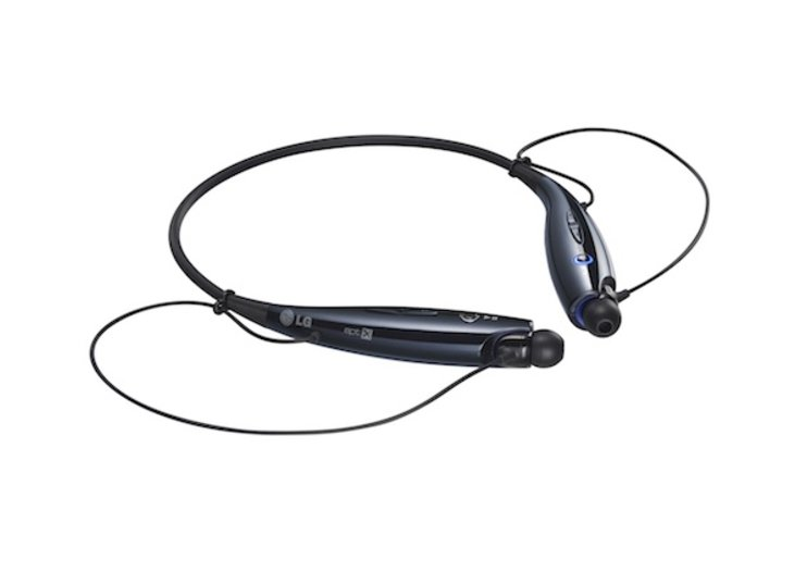 LG Tone+ Bluetooth headset sets the way for LTE HD handsfree calling