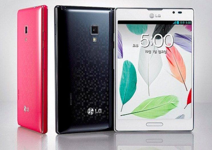 LG Optimus Vu II smartphone officially unveiled with five-inch IPS display