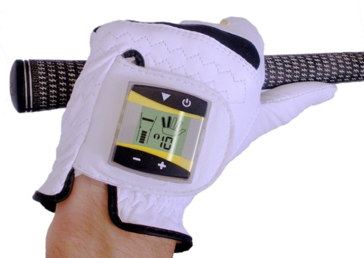 SensoGlove will improve your golf game with real-time audio and visual feedback