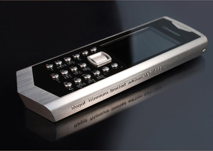 Symbian still going strong in $4,500 Gresso Regal Titanium