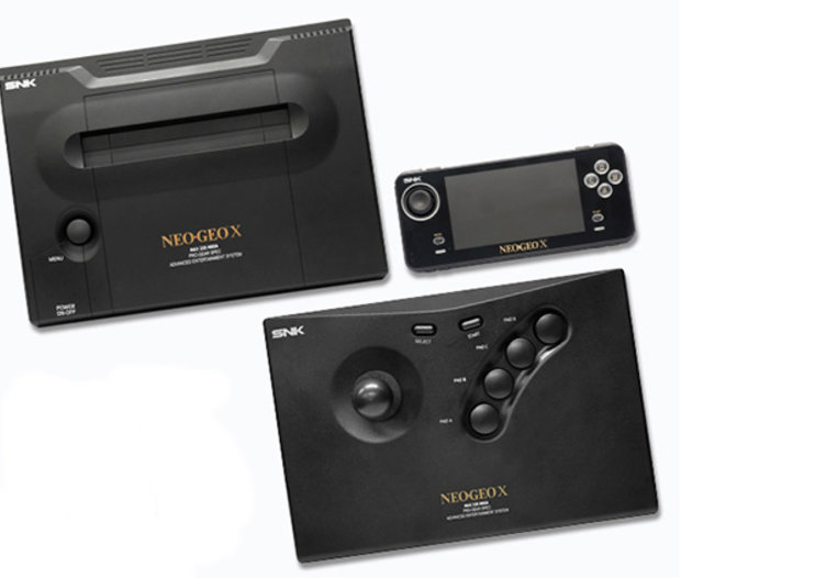 NeoGeo X Gold Limited Edition coming to UK 6 December, priced £175