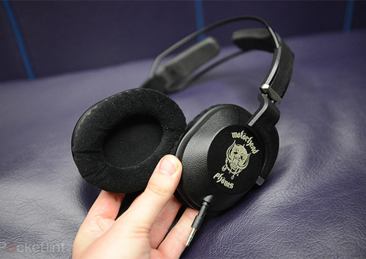 WIN: Motorheadphones Iron Fist Limited Edition headphones