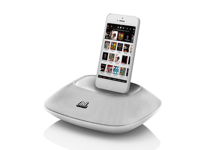 JBL OnBeat Micro and Venue LT lay claim to be the world's first speaker docks for iPhone 5