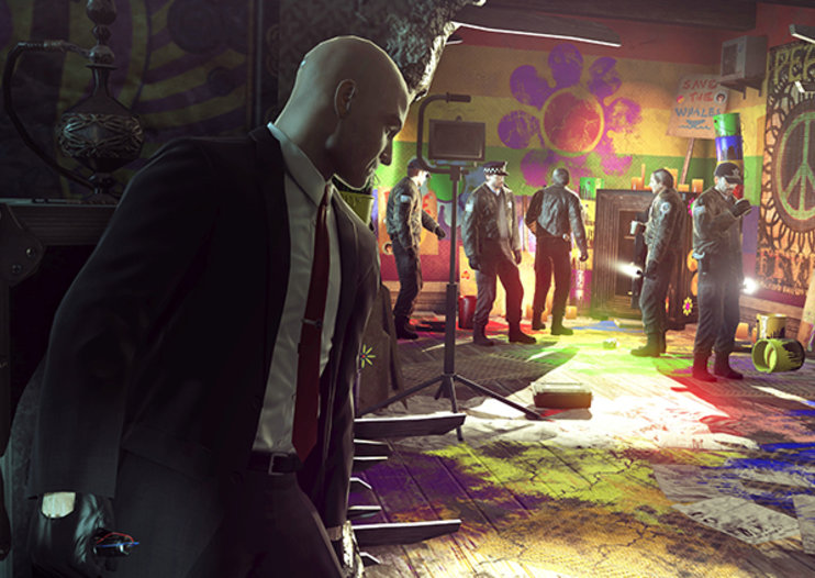 WIN: Hitman Absolution and a PS3 to play it on