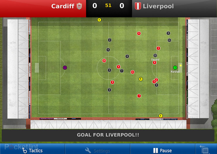 APP OF THE DAY: Football Manager Handheld 2013 review (iPhone, iPod touch, iPad, Android)