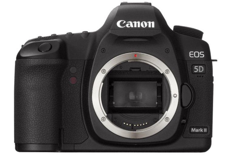 Canon officially discontinues EOS 5D MK II