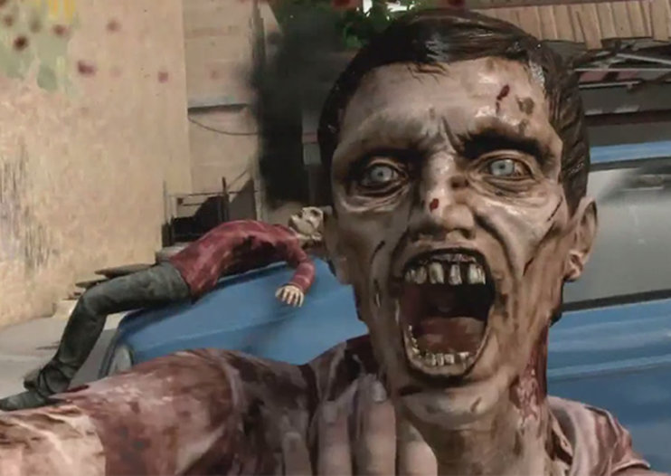 The Walking Dead: Survival Instinct gameplay trailer released - first look at zombie FPS (video)