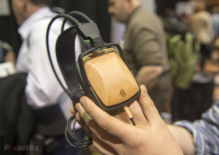 Griffin WoodTones over-ear headphones pictures and hands-on