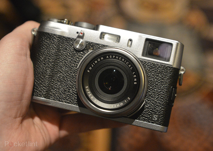 Fujifilm X100S pictures and hands-on