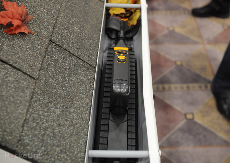 iRobot Looj gutter cleaning robot coming to the UK