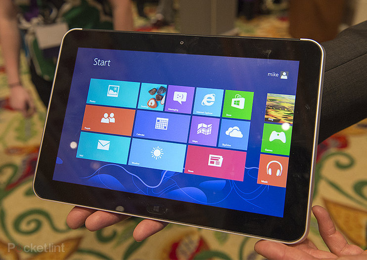 HP ElitePad 900 tablet pictures and hands-on