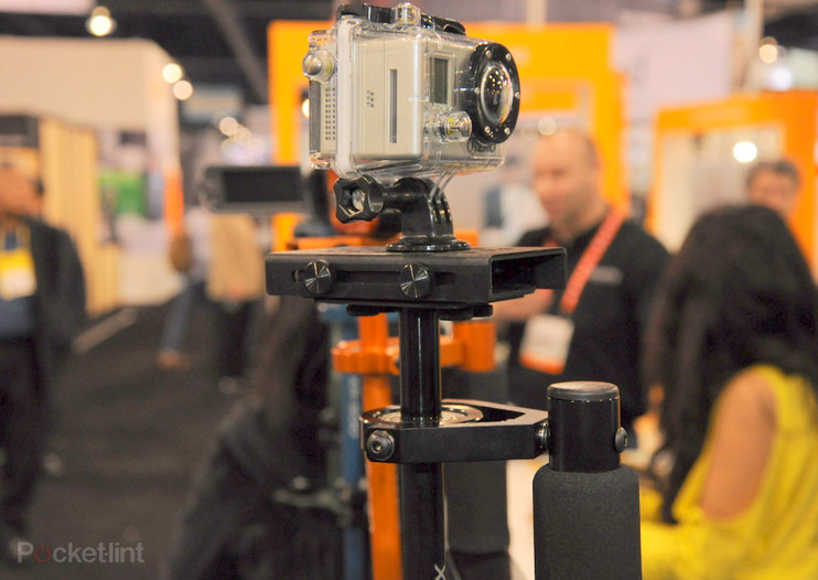 Glidecam XR-500 camera stabiliser pictures and hands-on