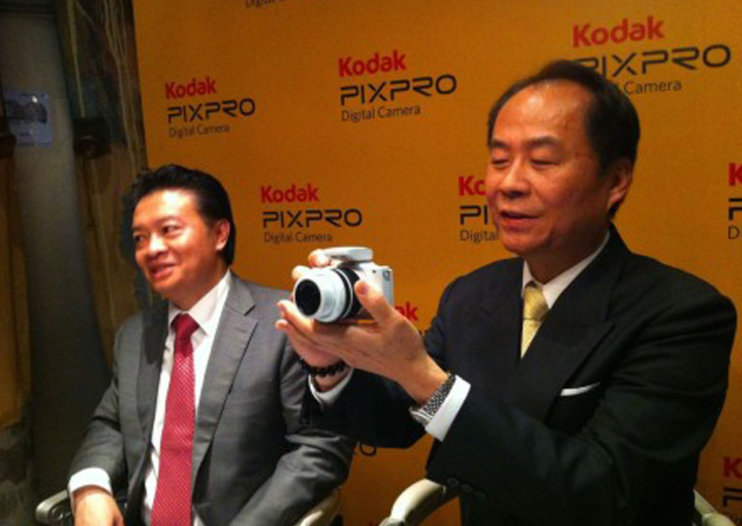Kodak S1: Micro Four Thirds camera, manufactured by JK Imaging