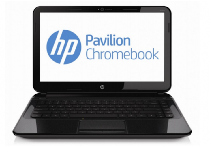 HP Pavilion Chromebook slated for 17 February release