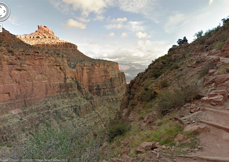 Google Maps updated with 9,500 pics of Grand Canyon